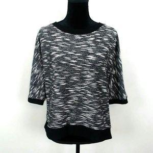 LOFT   Short sleeve sweater size M